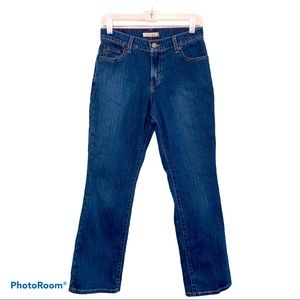 Levi's Relaxed Boot Cut 550 Jeans Size 6